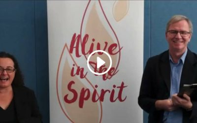 Alive in the Spirit Conference Launch