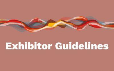 Exhibitor Guidelines