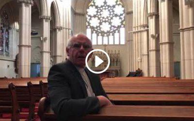 Message from Bishop Michael Dooley (Dunedin, NZ)