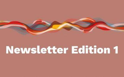 Newsletter Edition 1